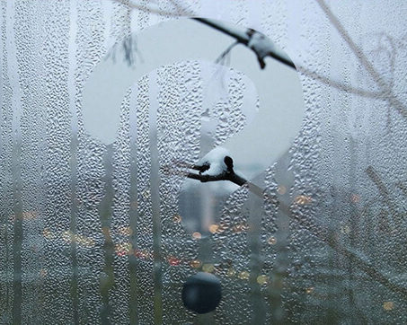 Почему плачут окна